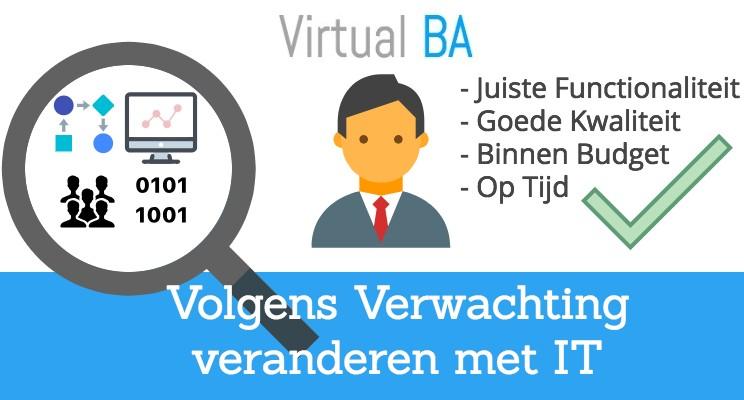 1 Jaar Virtual BA