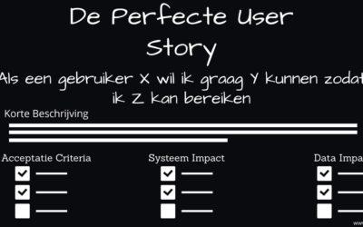 10 Tips voor de perfecte User Story