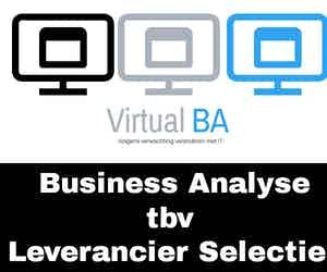 Business Analyse Leverancier Selectie