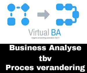 Business Analyse tbv procesverandering